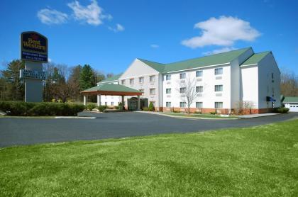 Best Western Hotel - Pittsfield, MA