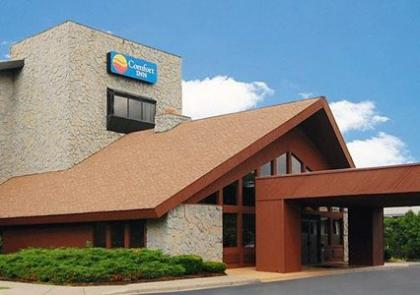 Comfort Inn Carrier Circle Syracuse, NY Hotel Near Syracuse University