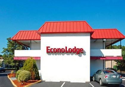 Econo Lodge - West Haven, CT
