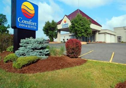 The Comfort Inn & Suites Airport, A Syracuse Hotel Near The New York State Fair