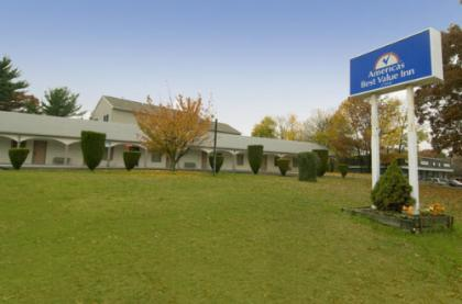 Americas Best Value Inn - North Scituate, RI