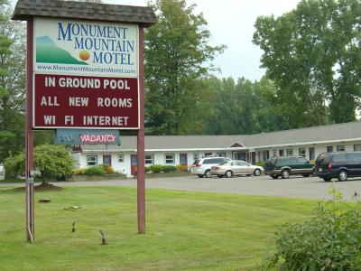 Monument Mountain Motel - Great Barrington, MA